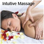 Enjoy de-stressing with a Intuitive Massage